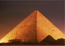 Kahve Falında Piramit Görmek